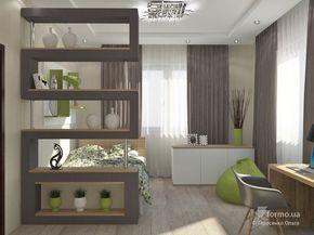 Дом в Фастове, Тарасенко Ольга, Спальня, Дизайн интерьеров Formo.ua