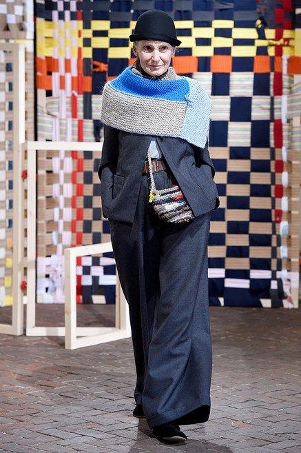 Sfilata Daniela Gregis – Autunno Inverno 2017-2018 Milano