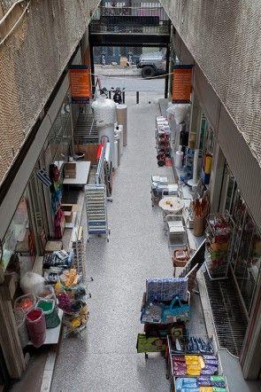 Kairi arcade, Athens