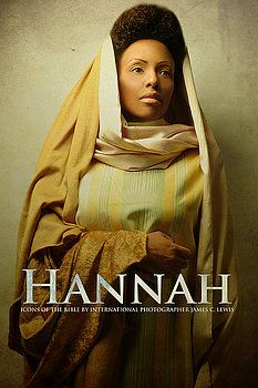 Hannah by Icons Of The Bible
