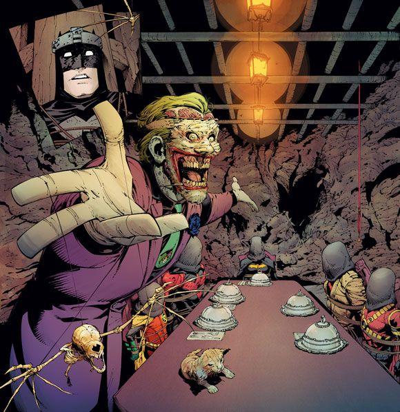 Finishing The Joke Completing Your Joker Costume Joker Dc Comics Comics Joker Art