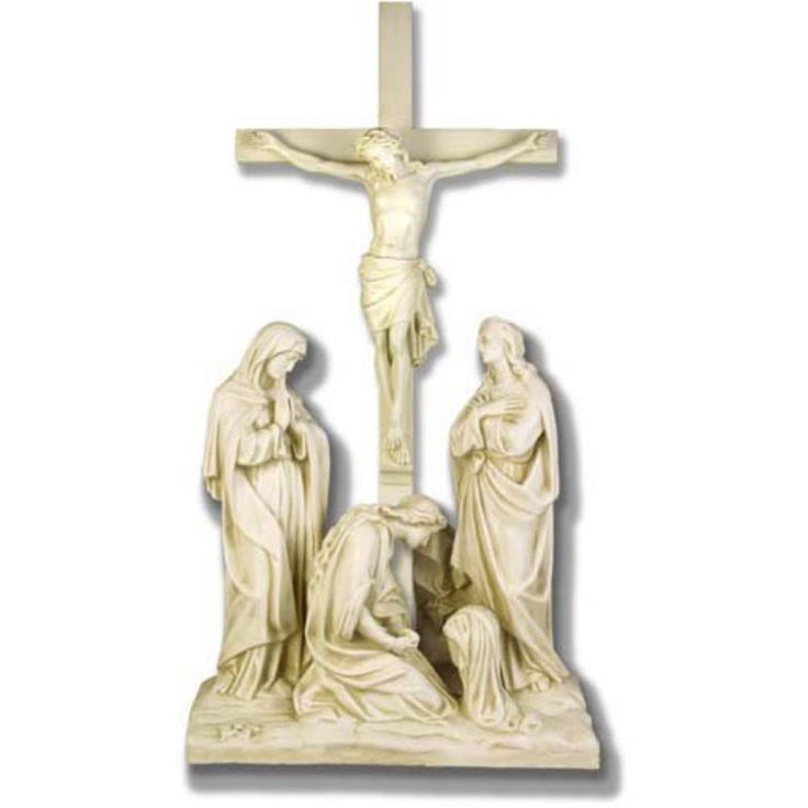 Jesus is Crucified Statue - F7752JESUSCRUCIFIED