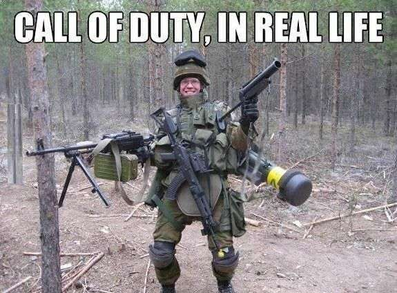 The Best Call of Duty Memes