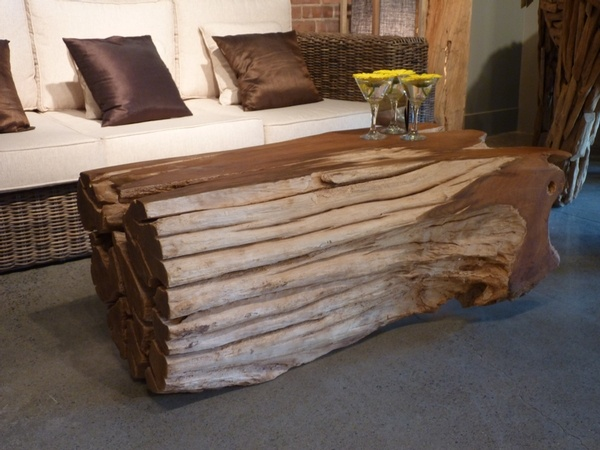 25 Best Ideas About Log Coffee Table On Pinterest Log Table Tree Stump Coffee Table And Tree