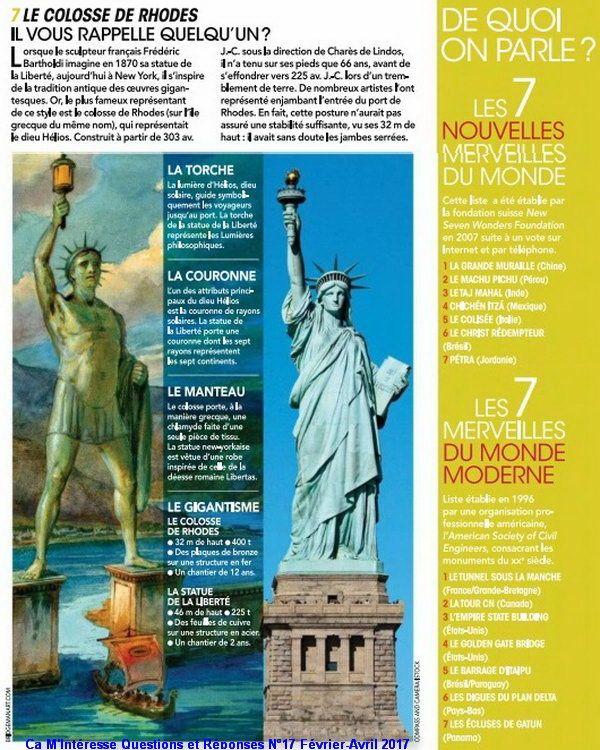 Liste Des 7 Merveilles Du Monde : liste, merveilles, monde, GAÏA, MERVEILLE, Merveilles, Monde, Antique, Monde,, Merveilleux