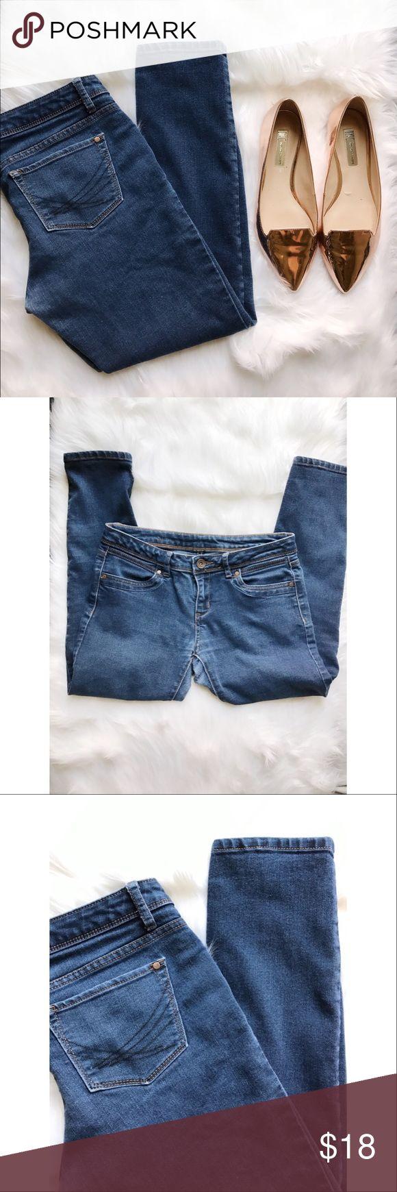 Simply Vera Wang Skinny Jeans🎀 Ankle Skinny jeans! Simply Vera Vera Wang Jeans Ankle & Cropped