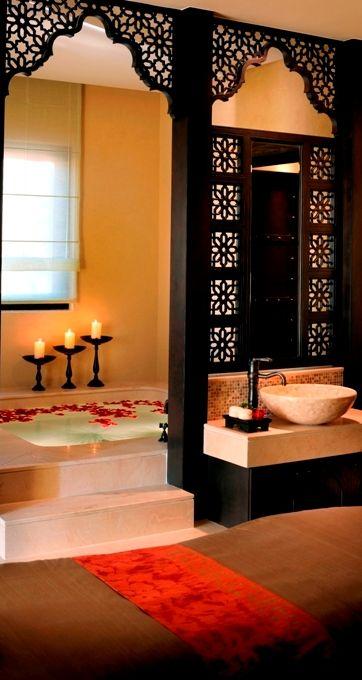 douche ruimte - Arabische stijl