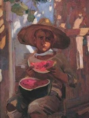 Joaquín Sorolla. Obras y Trabajos.