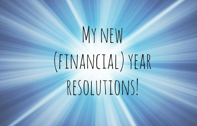New financial year resolutions and the last 12 months #eofy