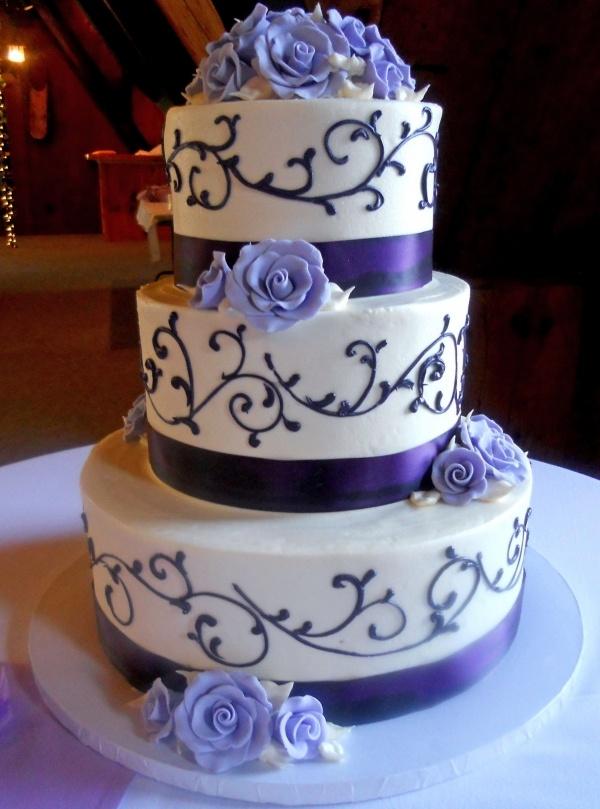 Purple Velvet Cake North Andover