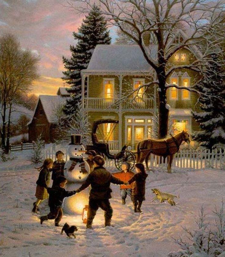 Interior&Decor: Картинки для декупажа. Christmas. Часть 14