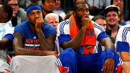 Amar'e Stoudemire: I wasn't talking about Carmelo Anthony... #CarmeloAnthony: Amar'e Stoudemire: I wasn't talking about… #CarmeloAnthony