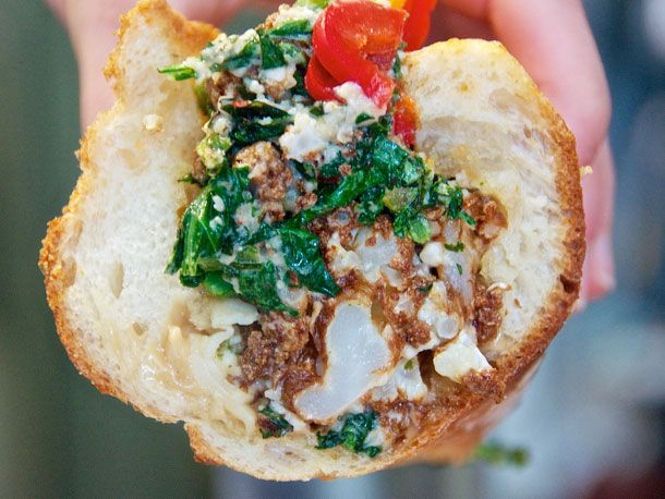 Strip-T's Fried Cauliflower Sandwich Is One of the Boston Area's Best