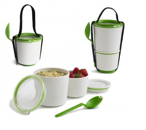 The Lunch Pot | 17 Awesome And Functional Grown Up Lunch Boxes