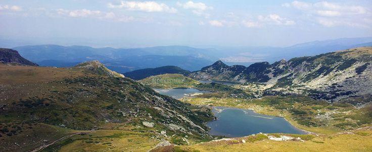 Seven Rila lakes, National park Rila, Bulgaria