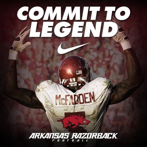 Arkansas Razorbacks Football Championships | Tags: Arkansas Razorbacks , Darren McFadden , Featured