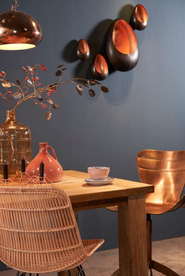 Stijl Studio Kopergloed | #Eijerkamp #interieur #kopertrend