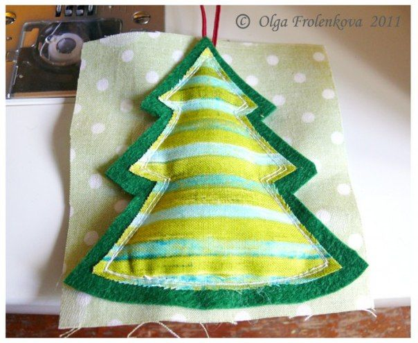 homemade Christmas tree decorations, how to make homemade Christmas ornaments, Christmas craft ideas