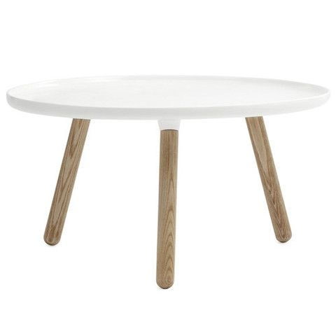 Perfect coffee table for the room. $605 Tablo Coffee & Side Table by Normann Copenhagen
