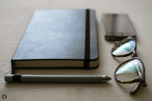 An easy way to be happy with what you have--start a gratitude journal. Whether you use a notebook and pen or a digital tool, the important thing is to begin. Try starting or ending your day by recording three things you are grateful for around your house.