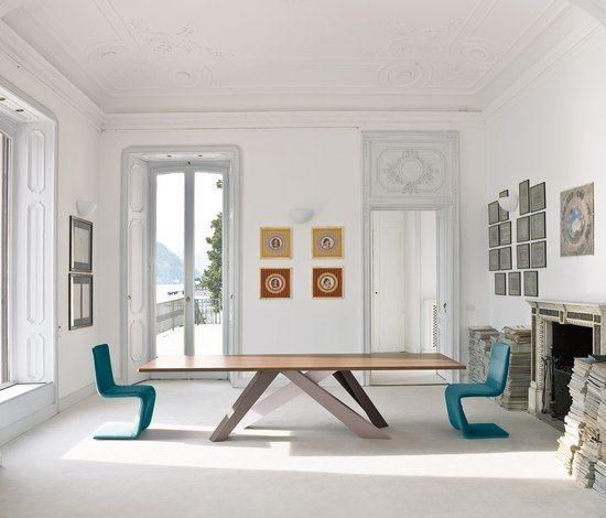 Dining tables | Tables | Big Table | Bonaldo | Alain Gilles. Check it out on Architonic 79/118 or 84/126""