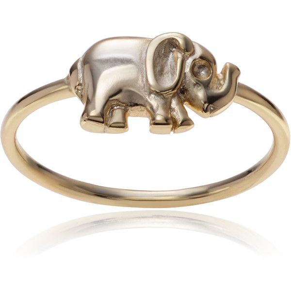 Journee Collection Sterling Silver Elephant Ring ($22) ❤ liked on Polyvore featuring jewelry, rings, silver, wide-band rings, band rings, sterling silver jewellery, journee collection and band jewelry