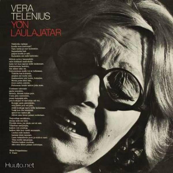Vera Telenius Yön laulajatar