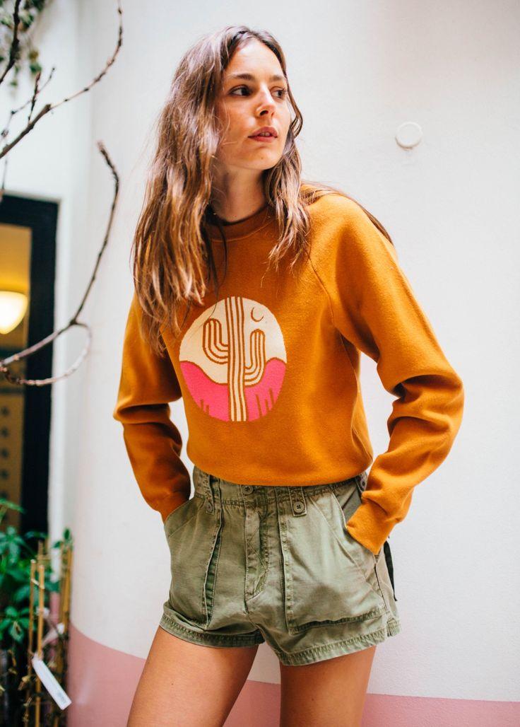 Cactus sweater = Goals