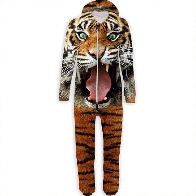 Fierce Tiger Belovesie