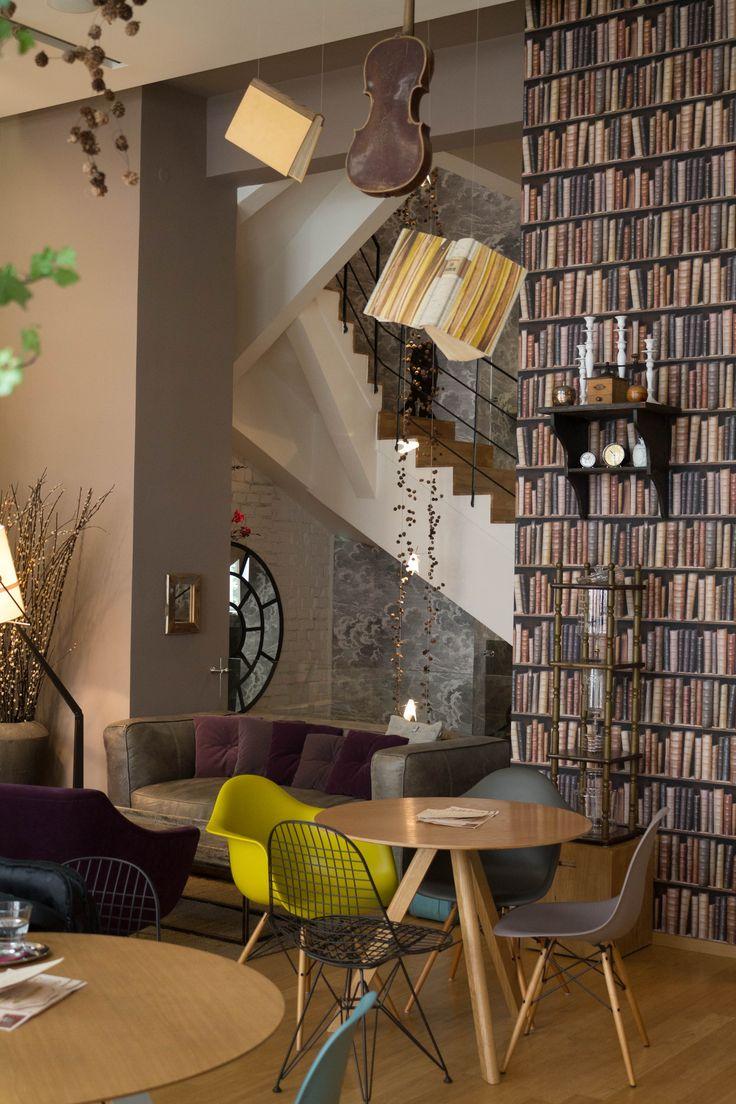 Favourite café in Prague: La Boheme - best coffee and lovely interior!