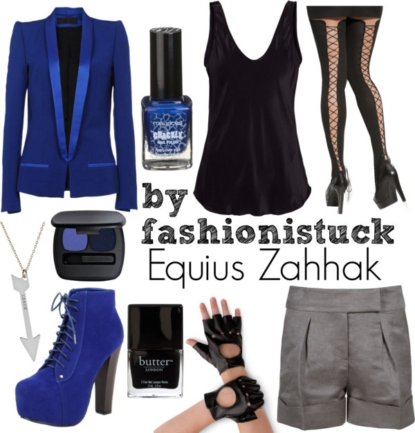 """""""Equius Zahhak"""" by wolferian on Polyvore"""