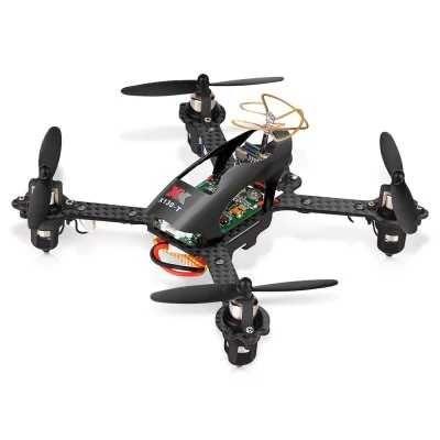 XK X130-T  - $66.54 (coupon: GBhotRC7) 130mm 2.4GHz 4CH RC Racing Drone RTF  BLACK 5.8G FPV 600TVL / 1020 Coreless Motor / 3D / 6G Mode Switch  #Quadcopter, #drone, #XK, #дрон, #квадрокоптер, #gearbest, #Racing    5600