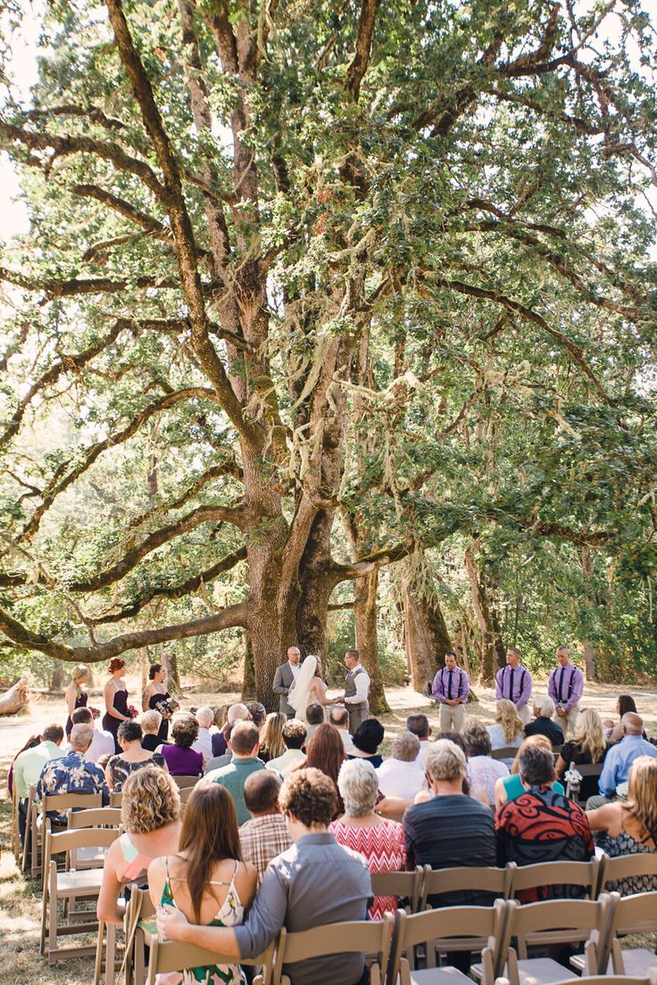 Mt Pisgah Arboretum Wedding With Photography By Oregon Photographer Joshua Rainey Of Eugene This Was Beautiful At An Amazing Venue
