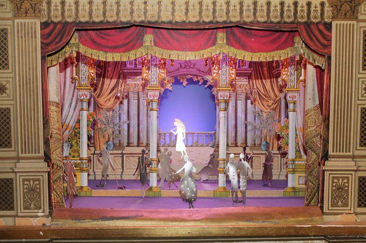 e#eyecatcher of #goldsmith #sofielunoe Handmade 20 different miniature dancers with an Eye For detail #solidgold #diamants #thejewelleryrm #royaldanishtheater #original #1881 #print very rare #adollhouseoriginal