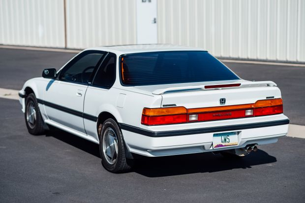 2001 Prelude With A 3 2 L J32 V6 Honda Prelude 2001 Honda Prelude Honda