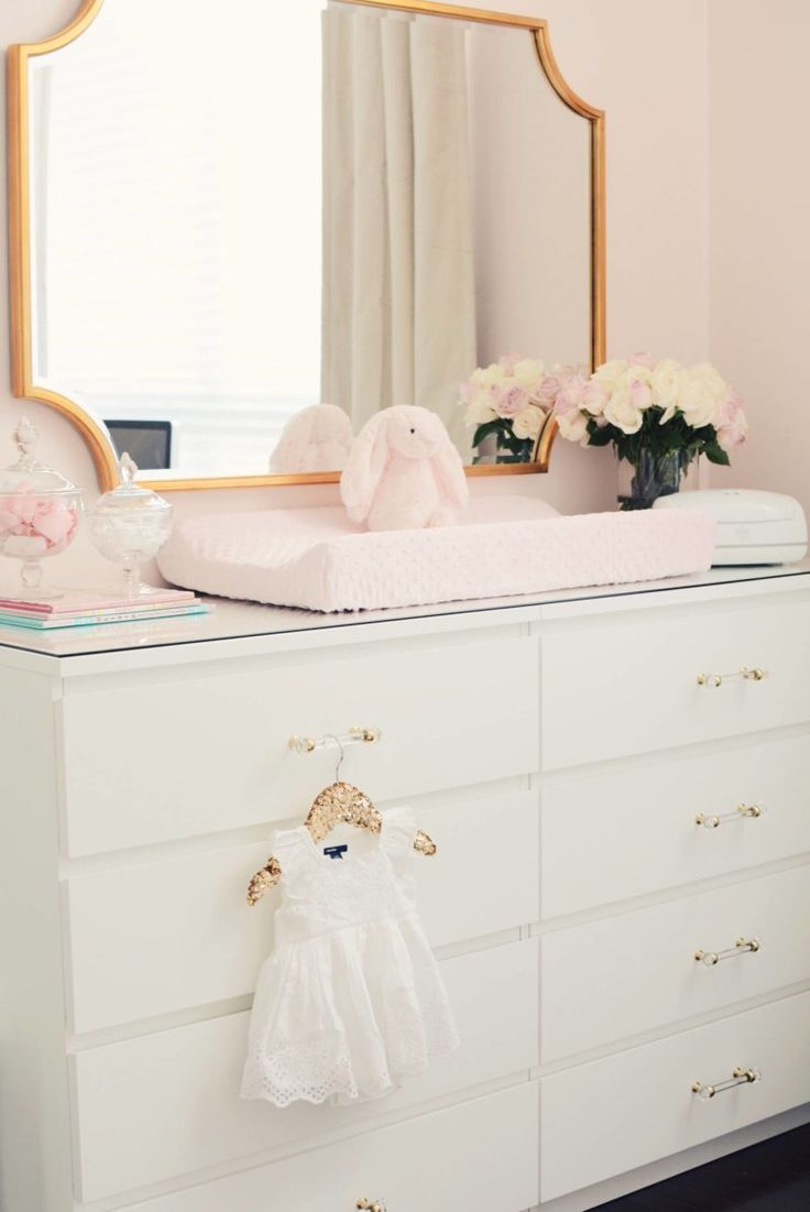 Pink Princess Nursery