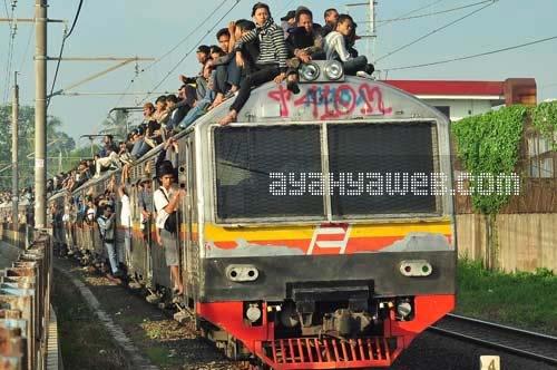 kereta api jabotabek