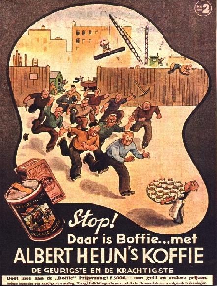 Boffie koffie-Albert Heijn
