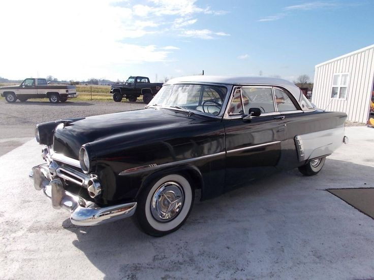 1952 Ford Victoria for sale #1894496   Hemmings Motor News