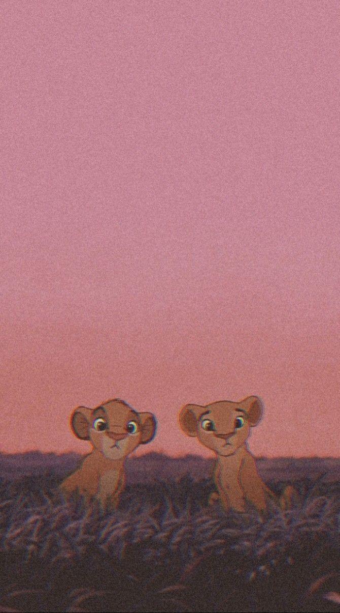 Simba E Nala Simba Migliore Immagine Per Gli Sfondi Per Il Tuo Gusto Stai Cercando Qualcosa E Cute Cartoon Wallpapers Cute Disney Wallpaper Cartoon Wallpaper