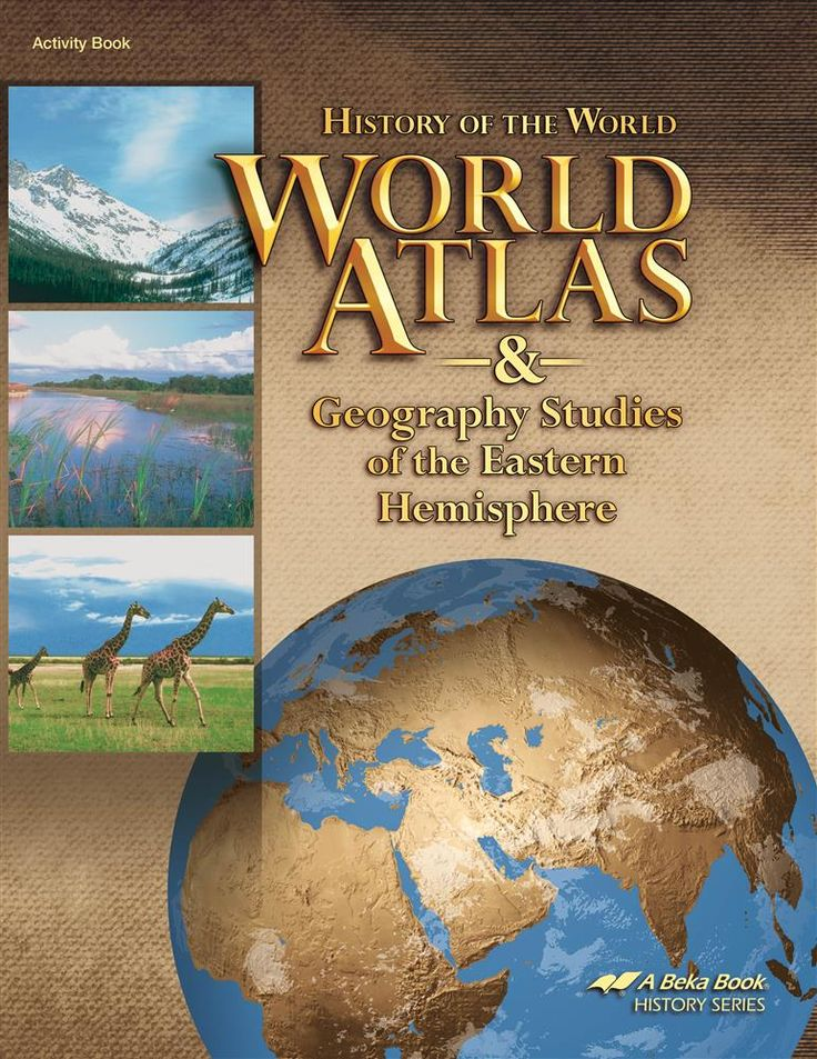 35 best homeschooling geography images on pinterest homeschool world atlas and geography studies of the eastern hemispherenew edition gumiabroncs Image collections