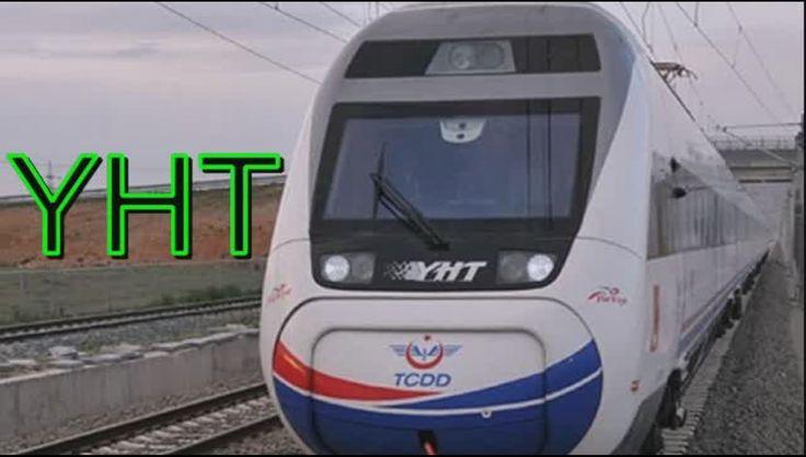 YHT TCDD скоростной поезд ТУРЦИИ !