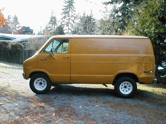 1977 Dodge Van | Another 1hot360 1977 Dodge Ram Van 150 post...