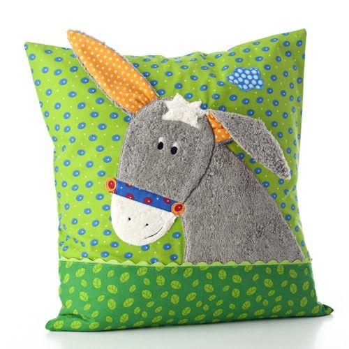 Jobolino Materialpackung Filipe Kissen von Quilt & more by Rosina auf DaWanda.com