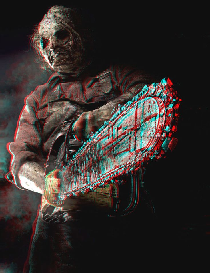 Texas Chainsaw 3-D coonversion by MVRamsey.deviantart.com