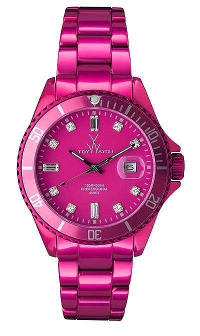 Metallic Pink Watch Collection | ToyWatch USA