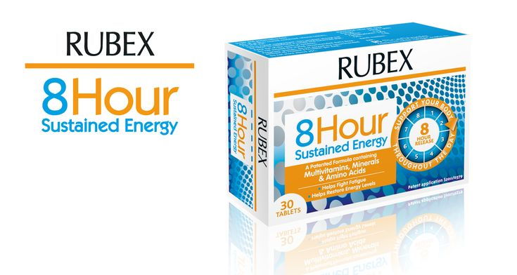 Rubex 8 Hour