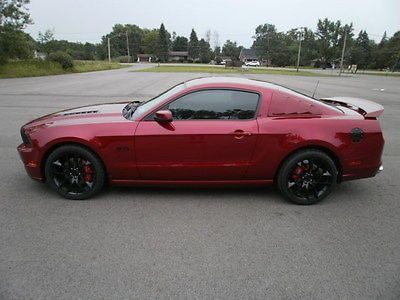eBay: 2014 Ford Mustang GT PREMIUM COUPE 2014 ford mustang gt premium coupe #fordmustang #ford