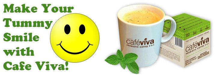 Cafe Viva Probiotic Coffee