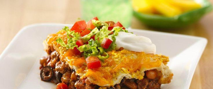 Bake all the taco flavors you love into one easy dish just made for fun, flavorful toppings.